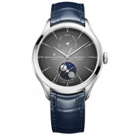Baume & Mercier Clifton Baumatic Moonphase Grey 10548