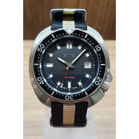 PRE-OWNED Smiths Diver Black PRS-68