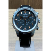 PRE-OWNED Perrelet Class-T Chrono Läderband A1069