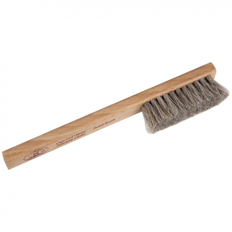 Cape Cod® - Detail Horsehair Brush