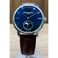 PRE-OWNED Frederique Constant Slimline Moonphase