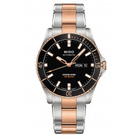 MIDO Ocean Star 200 Steel & Rose Gold