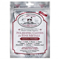 Cape Cod® - Metal Polishing Cloths, 2-pack