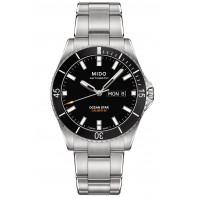 MIDO Ocean Star 200 Black & Steel Bracelet M026.430.11.051.00