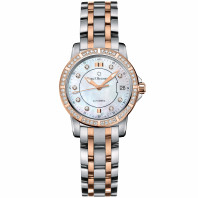 Carl F. Bucherer - Patravi Autodate Twotone Diamonds