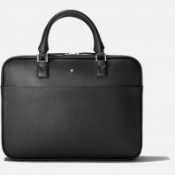 Montblanc - Sartorial Ultra Slim Document Case Black Leather MB118689