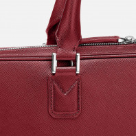 Montblanc - Sartorial Ultra Slim Document Case Red Leather MB118691
