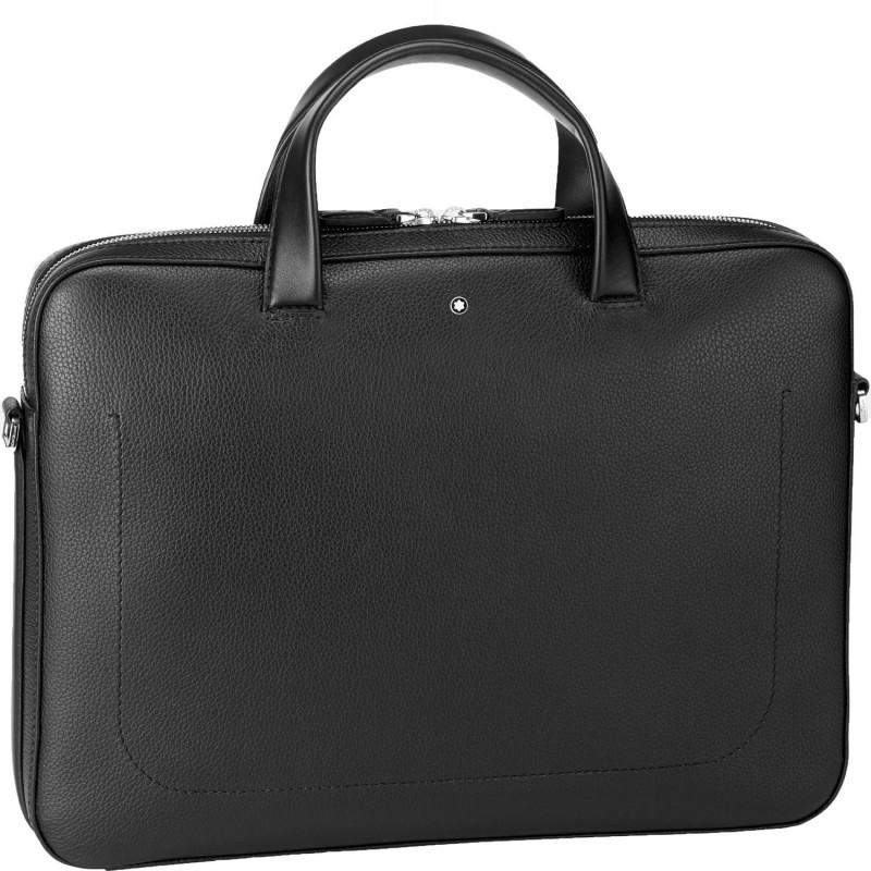 Montblanc - Meisterstrück Soft Grain Ultraslim Document Case Black Leather MB126230