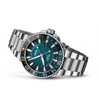 Oris - Aquis Whale Shark Limited Edition, 43.5 mm, Blue & Steel Bracelet 01 798 7754 4175-Set