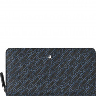 Montblanc - M_Gram 4810 Wallet 12cc Zip Around MB127441