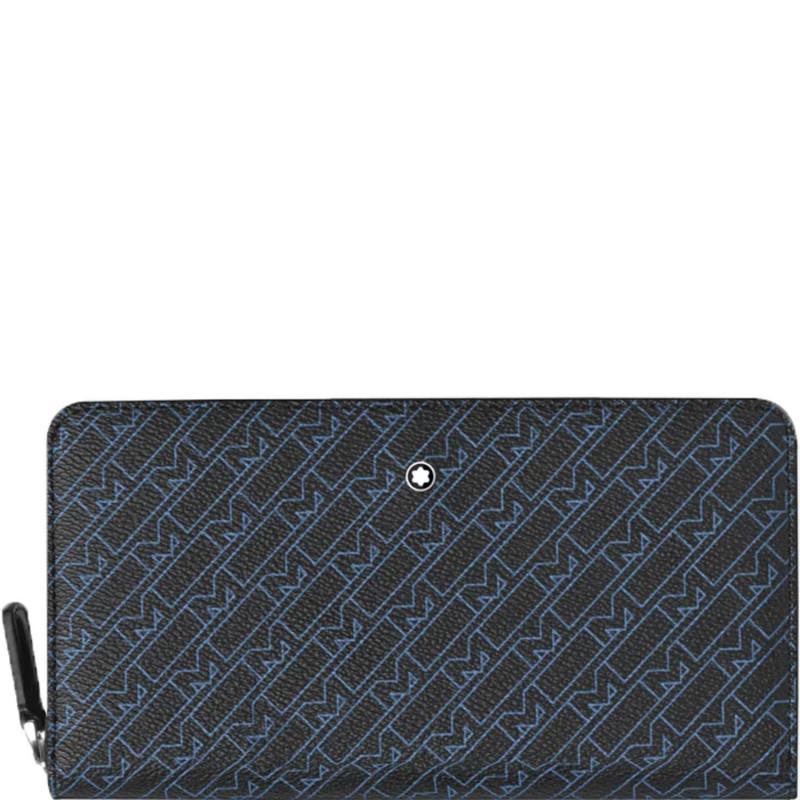 Montblanc - M_Gram 4810 Wallet 12cc Zip Around MB127441