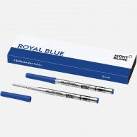 Monblanc - Refill Ballpoint Pen Royal Blue 128215