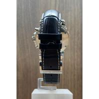 Longines - Classic Heritage 38.5 mm Black Dial & Steel Bracelet L2.828.4.53.6