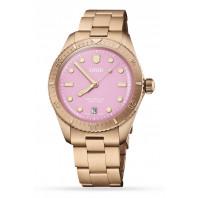 Oris - Divers Sixty-Five Cotton Candy 38 mm Pink Dial & Bronze Bracelet 01 733 7771 3157-07 8 19 15
