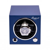 Rapport London - Evo Single Watch Winder Admiral Blue EVO22
