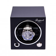 Rapport London - Evo Single Watch Winder Black EVO20