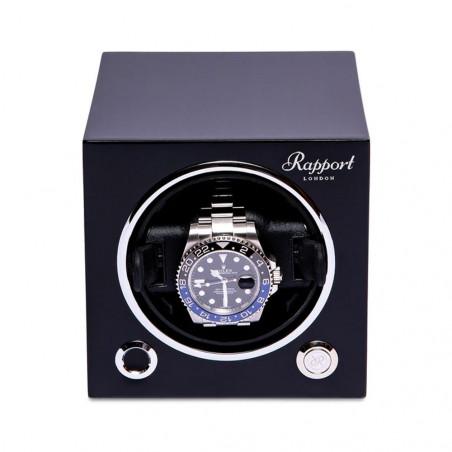 Rapport London - Evo Single Watch Winder Black EVO20