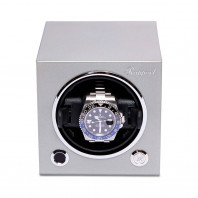 Rapport London - Evo Single Watch Winder Silver EVO25