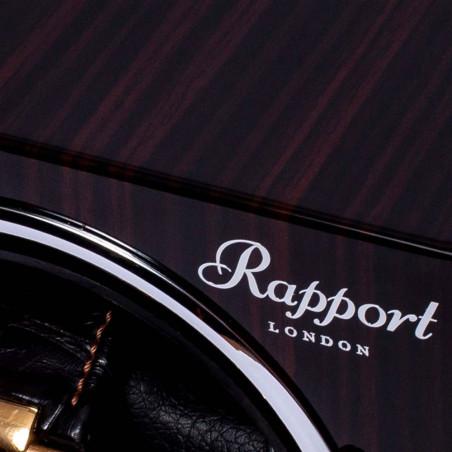 Rapport London - Evo Single Watch Winder Macassar EVO31