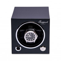 Rapport London - Evo Single Watch Winder Carbon Fibre EVO30