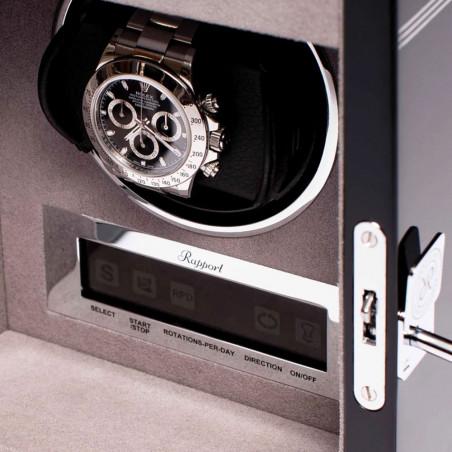 Rapport London - Formula Single Watch Winder Black W551