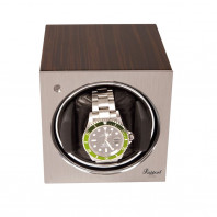 Rapport London - Tetra Mono Watch Winder Macassar W149
