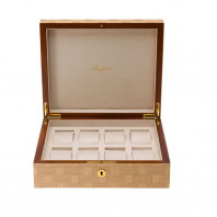 Rapport London - Heritage Eight Watch Box Bamboo L406