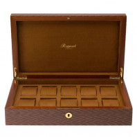 Rapport London - Heritage Ten Watch Box Herringbone L411