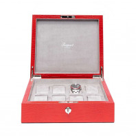 Rapport London - Brompton Eight Watch Box Red L267