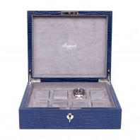 Rapport London - Brompton Eight Watch Box Blue L266
