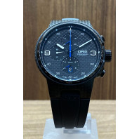 PRE-OWNED Williams Chronograph Black Carbonfibre & Rubberstrap 01 674 7725 8734