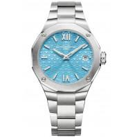 Baume & Mercier - Riviera 10612 Blue Dial & Steel Bracelet