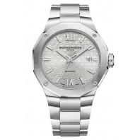 Baume & Mercier - Riviera 10622 Silver Dial & Steel Bracelet