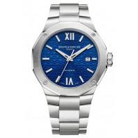 Baume & Mercier - Riviera 10620 Blue Dial & Steel Bracelet