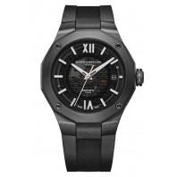 Baume & Mercier - Riviera 10617 Grey Dial & Black Rubber Strap