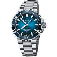 Oris - Aquis Date Calibre 400 Blue Dial & Steel Bracelet 01 400 7769 4135-07 8 22 09PEB