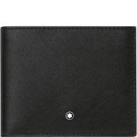 Montblanc - Sartorial Plånbok 6cc Svart 113215