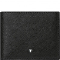 Montblanc - Sartorial Wallet 6cc Black 113215