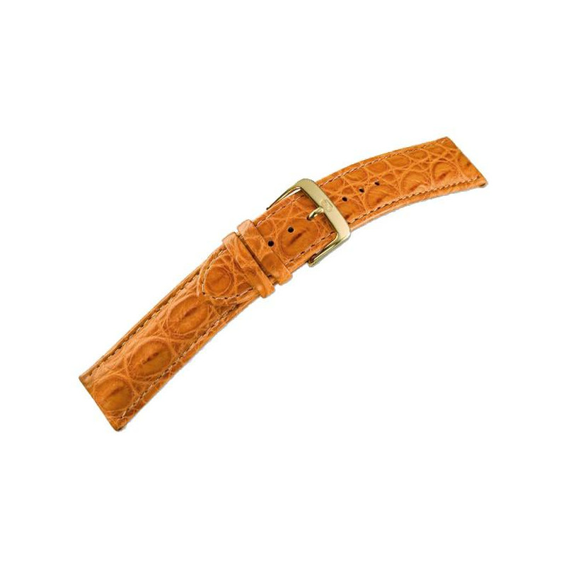 CROCO BENTLEY crocodile leather strap