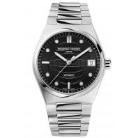Frederique Constant - Highlife Ladies Automatic Black Dial & Steel Bracelet FC-303BD2NH6B