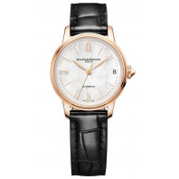 Baume & Mercier - Classima 10598 Mother of Pearl & Rose Gold Ladies Watch