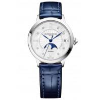 Baume & Mercier - Classima 10633 Moonphase & Diamond-set Ladies Watch