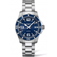 Longines - HydroConquest 39mm Blue Dial & Steel Bracelet L37414966