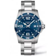 Longines - HydroConquest 41mm Blue Dial & Steel Bracelet L37424966