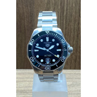 PRE-OWNED Tag Heuer Aquaracer Professional 300 Black/Steel WBP201A.BA0632