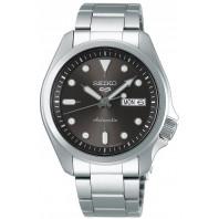 Seiko - 5 Sports Automatic Black Dial & Steel Bracelet SRPE51K1