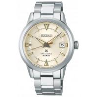 Seiko - Prospex Alpinist Premium Beige Dial & Steel Bracelet SPB241J1
