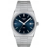 Tissot - Tissot PRX Blue Dial & Steel Bracelet T137.410.11.041.00