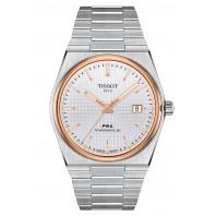Tissot - Tissot PRX Powermatic 80 Silver Dial & Steel Bracelet T137.407.21.031.00