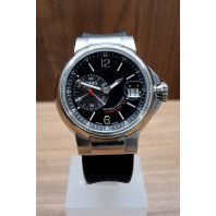 PRE-OWNED Oris Automatic Chronometer 39mm Black/Steel/Rubber Strap 646 7496 40 61
